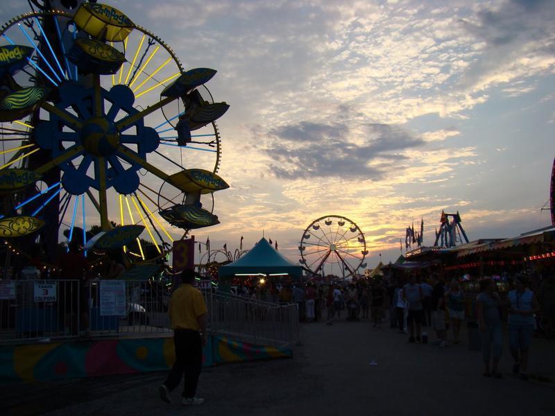 State Fair Ferris Wheels