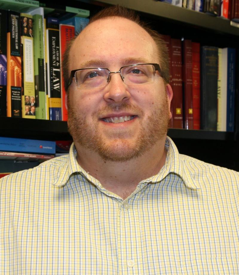 Associate Professor Jason Pierceson