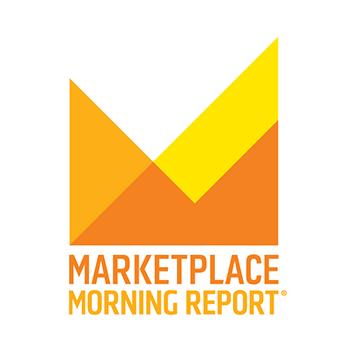 Marketplace Morning Report logo