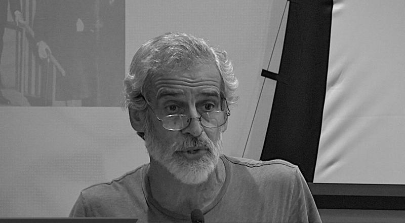 Writer Jamie Kalven