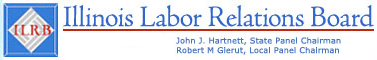 Illinois State Labor Relations Board logo