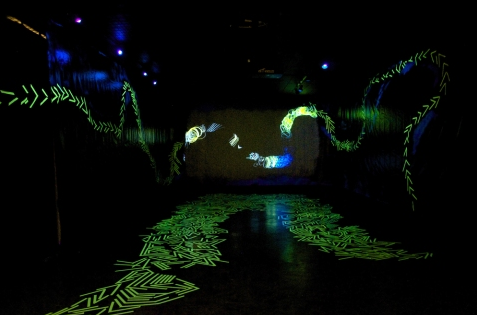 previous work by Blizard: 'River Inside' 2012