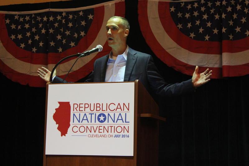 Donald Trump's former campaign manager, Corey Lewandowski