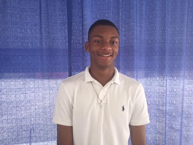 Eric Mason, an 18-year-old Lanphier graduate, was recognized by the Illinois State Fair for overcoming incredible odds to become a high achiever.