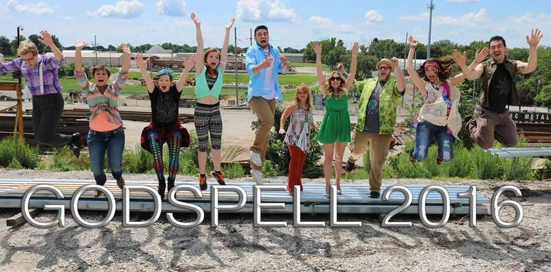 the cast of Godpsell