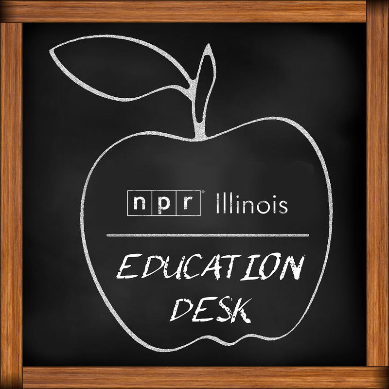 NPR Illinois Education Desk logo