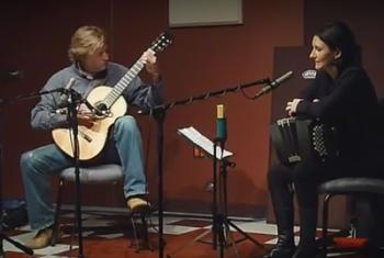 Jason Vieaux & Lidia Kaminska