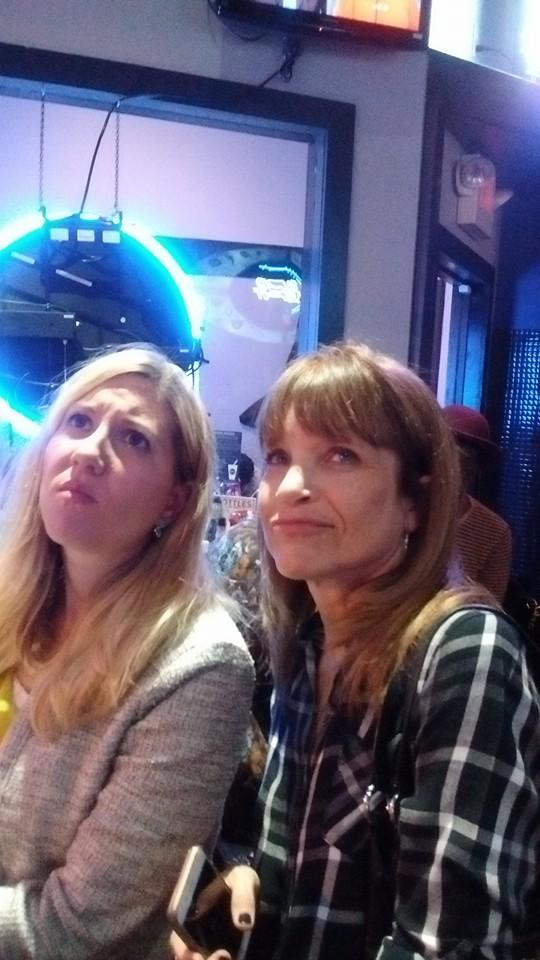 Amanda Vinicky & Dusty Rhodes