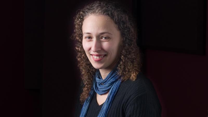 Yona Stamatis headshot