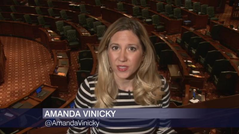 Amanda Vinicky