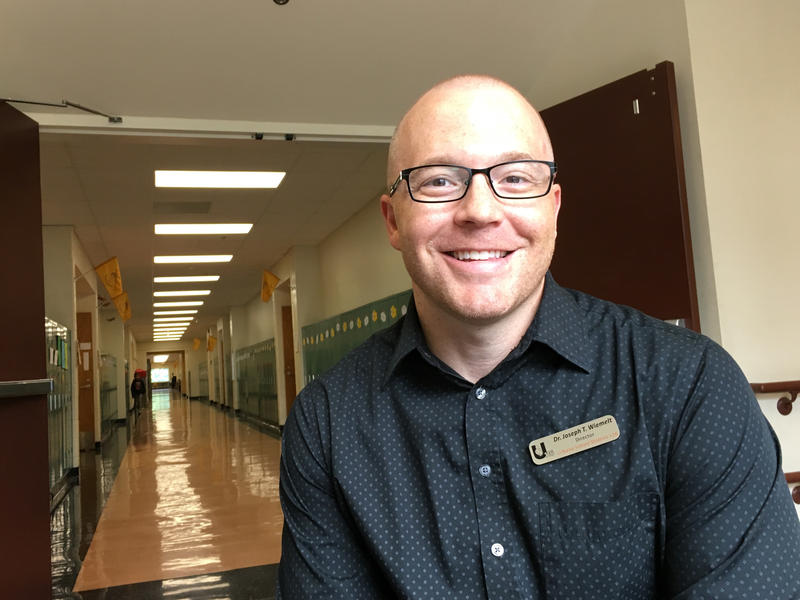 Joseph Wiemelt is director of equity and student learning at Urbana School District
