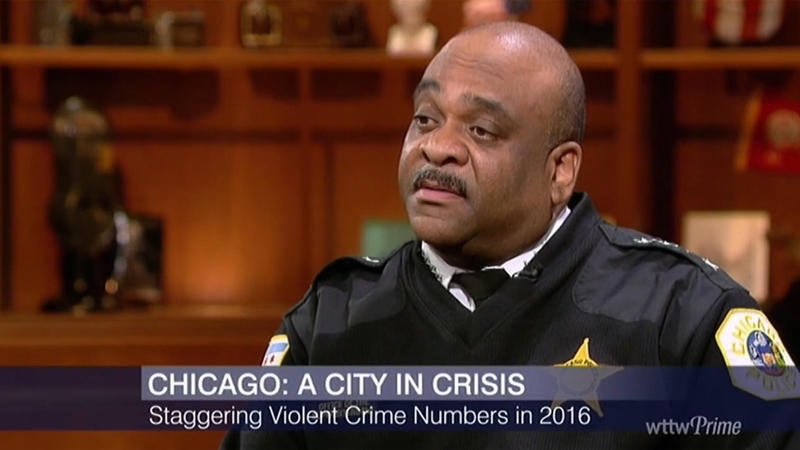 Eddie Johnson, Chicago Police Superintendent