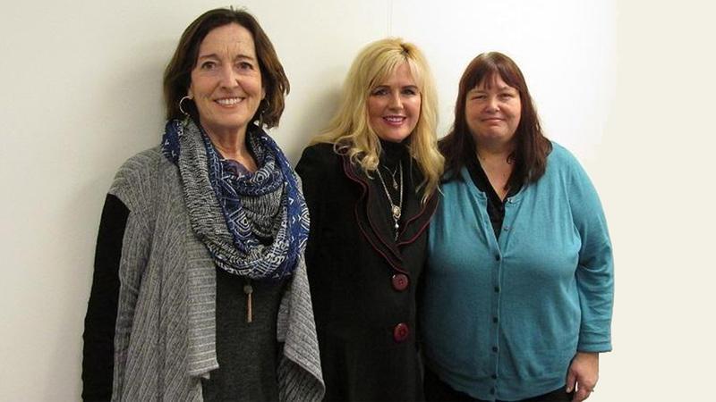 Meg Evans Lazare, Debbie Bandy & Keri Tate
