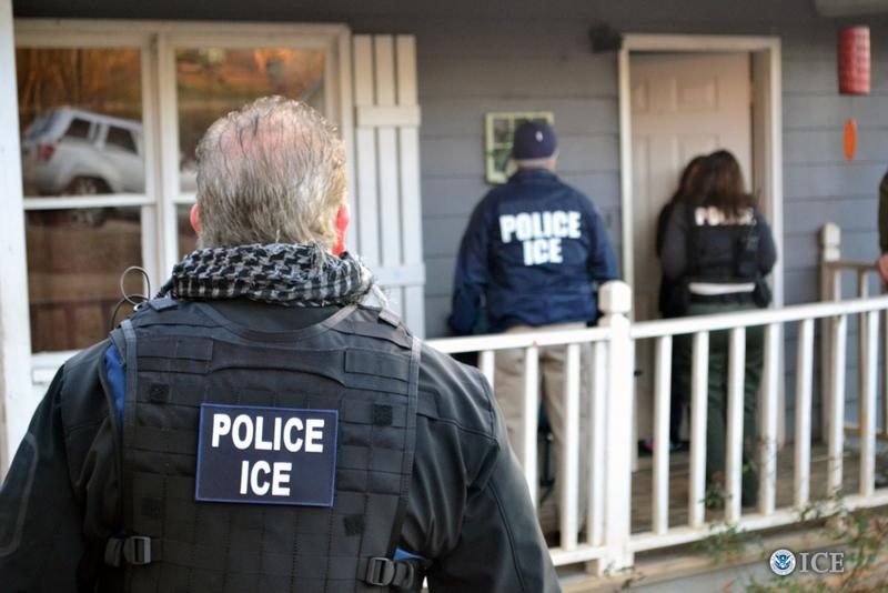 ICE's Fugitive Operations