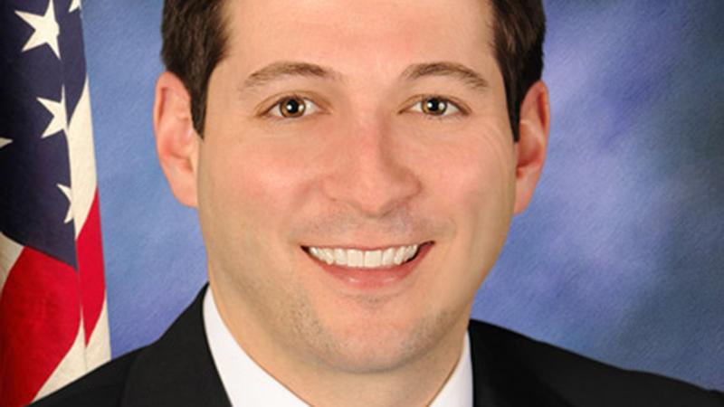 Sen. Jason Barickman headshot
