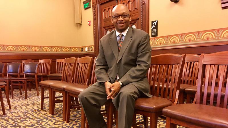 Rep. Will Davis (D-Homewood)