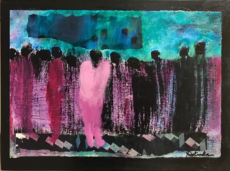 """Follow Me"" by Delinda Chapman"