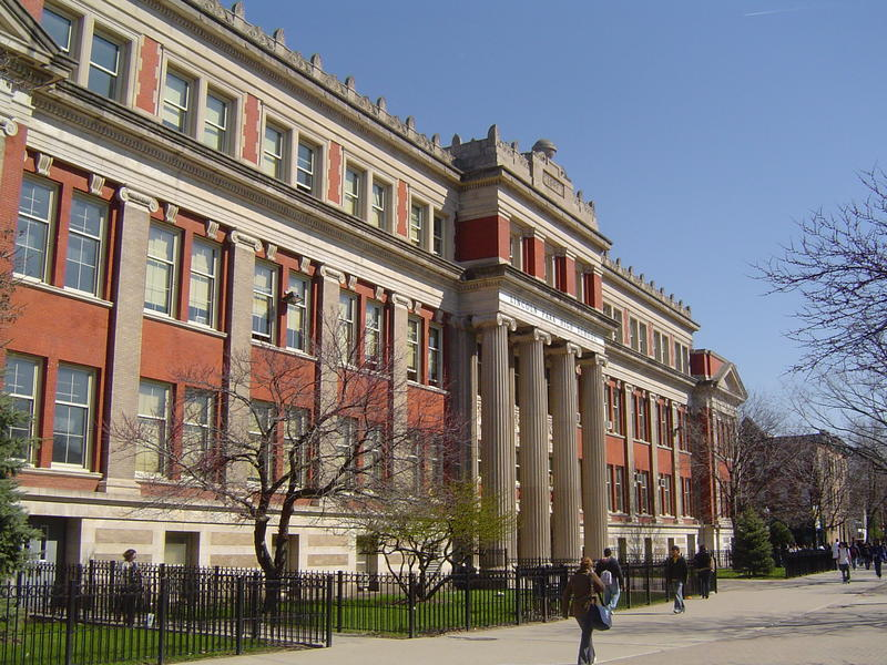 The school funding debate continues to revolve around the issue of Chicago Public Schools.