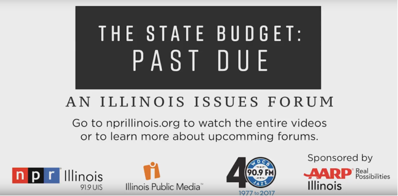 Illinois Issues Forum - State Budget:  Past Due logo