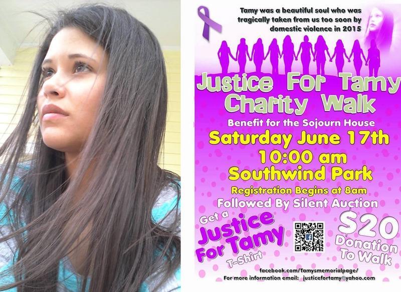 Tamy Gomes  Vasquez / event flyer