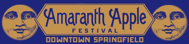 Amaranth Apple Festival Banner
