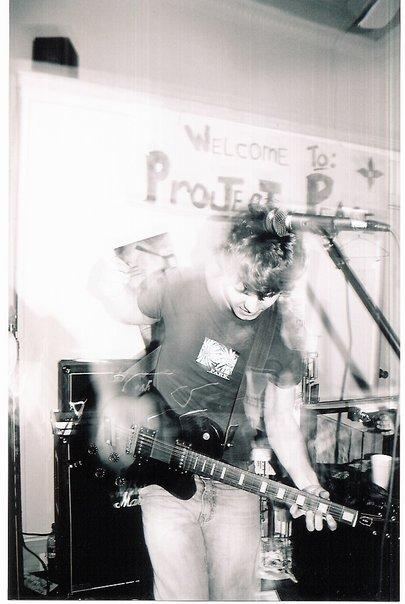 Midnight Fall plays at Project Peace ca. 2005
