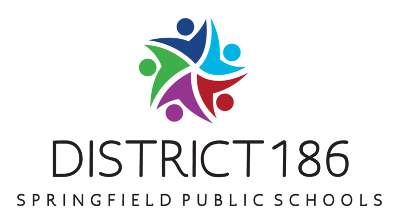 Springfield District 186 logo