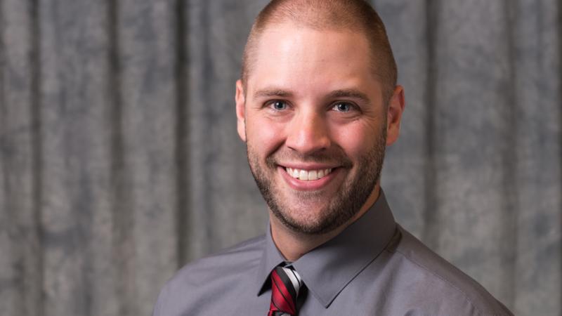 Matt Sporrer headshot