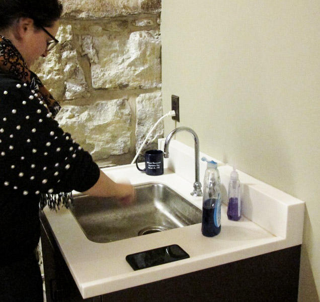 State officials say it's safe for workers and visitors at the Statehouse Complex to drink and use water.