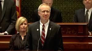 Rauner addressing General Assembly