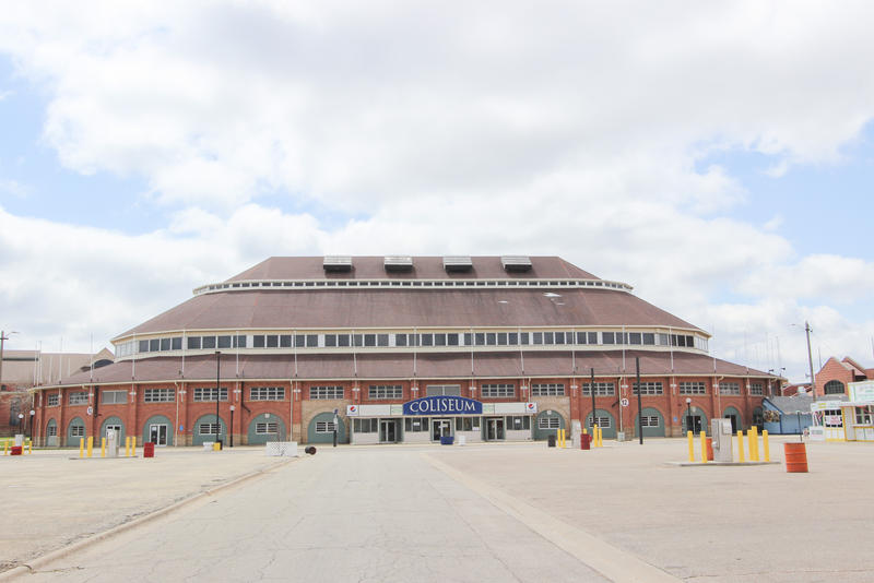 Repairs to the Coliseum at the state fairgrounds in Springfield are estimated to cost millions of dollars.