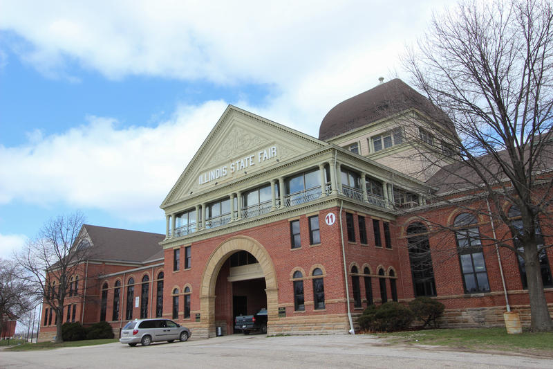 Both Illinois State Fairgrounds in Springfield and Du Quoin were named in Landmarks Illinois' 2018 Most Endangered Historic Places.