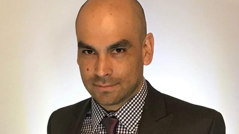 Mario Jimenez headshot