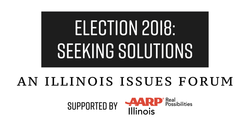 Election 2018 - Seeking Solutions logo