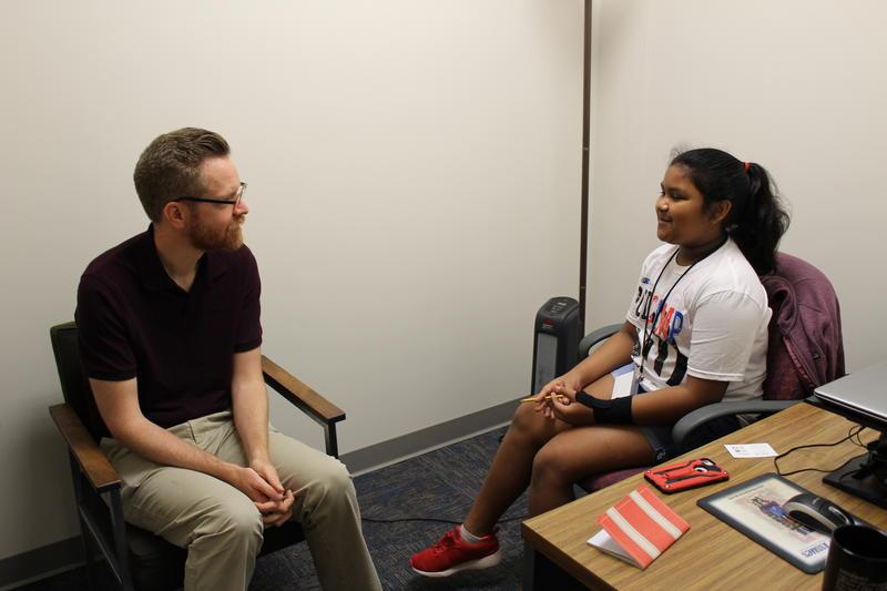 Frank Butterfield interviews with Isha Ramkumar