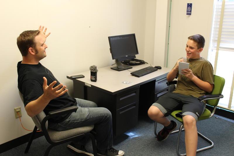 Leo Page interviews Jeremie Bailey