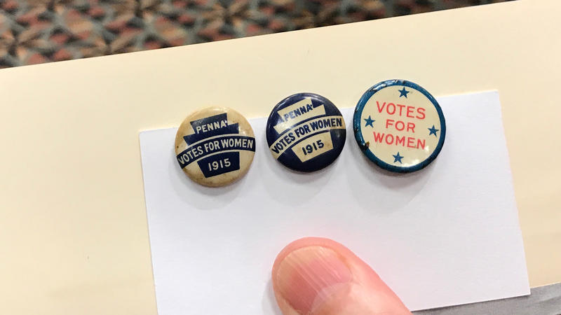 Women S Suffrage Memorabilia Grows In Popularity And Price