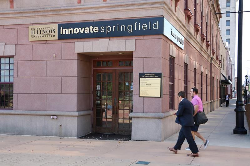 Innovate Springfield located at 15 S Old State Capitol Plaza