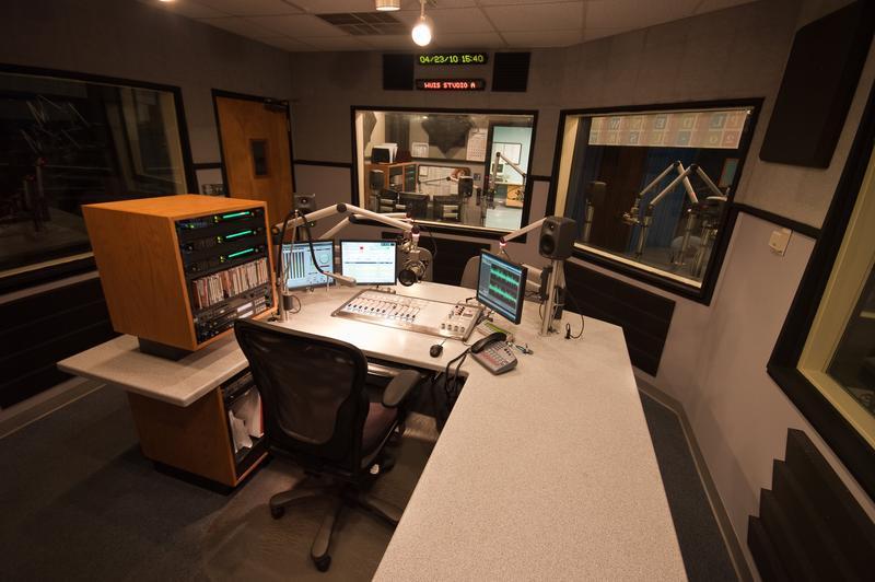 Studio A wideshot