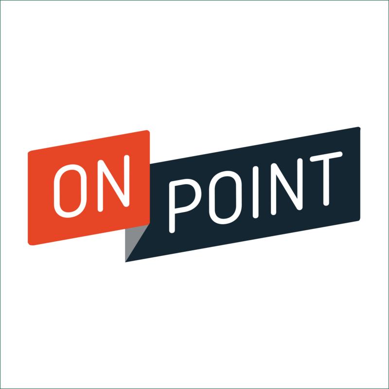 On Pont logo