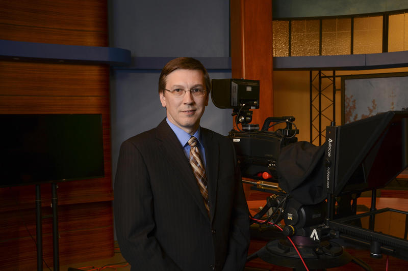 Greg Petrowich, Executive Director of WSIU Public Broadcasting, will lead the newly-combined PBS network