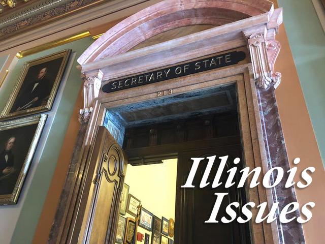 Illinois Secretary of State's office