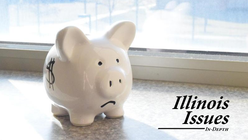 Sad Piggy Bank