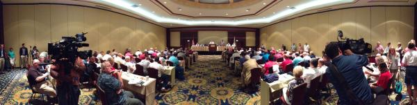 Republican meeting in Springfield