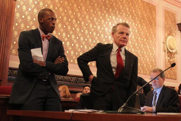 Speaker Michael Madigan