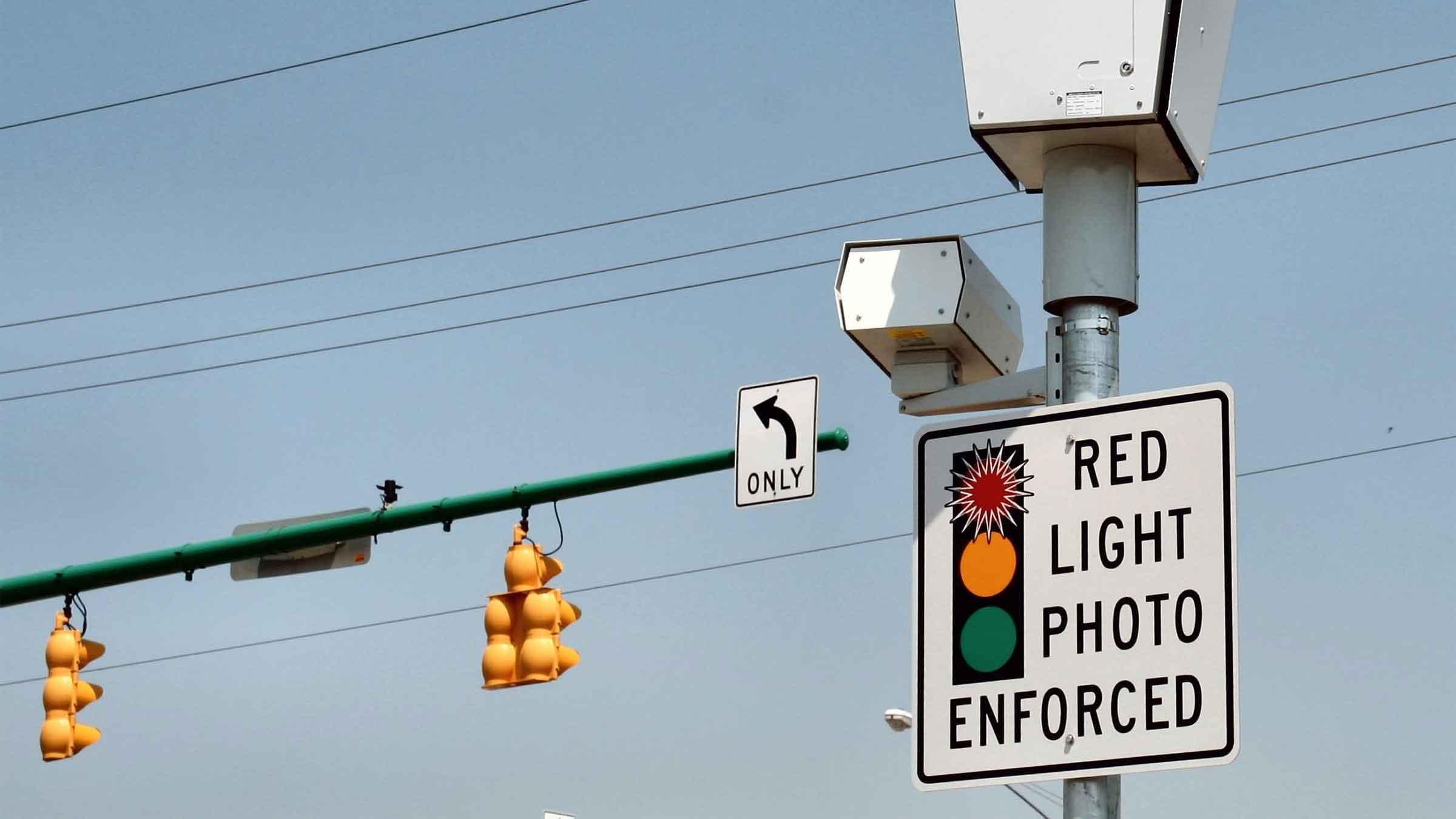 Red-light cameras - YouTube