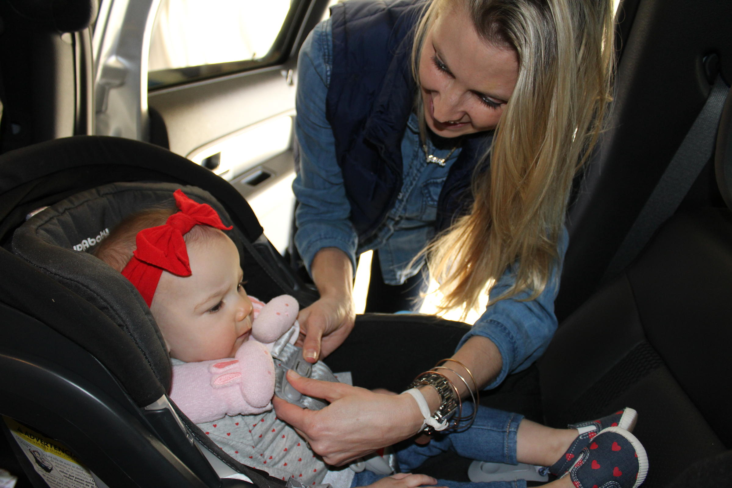 Majority Of Parents Using Car Seats Incorrectly | NPR Illinois