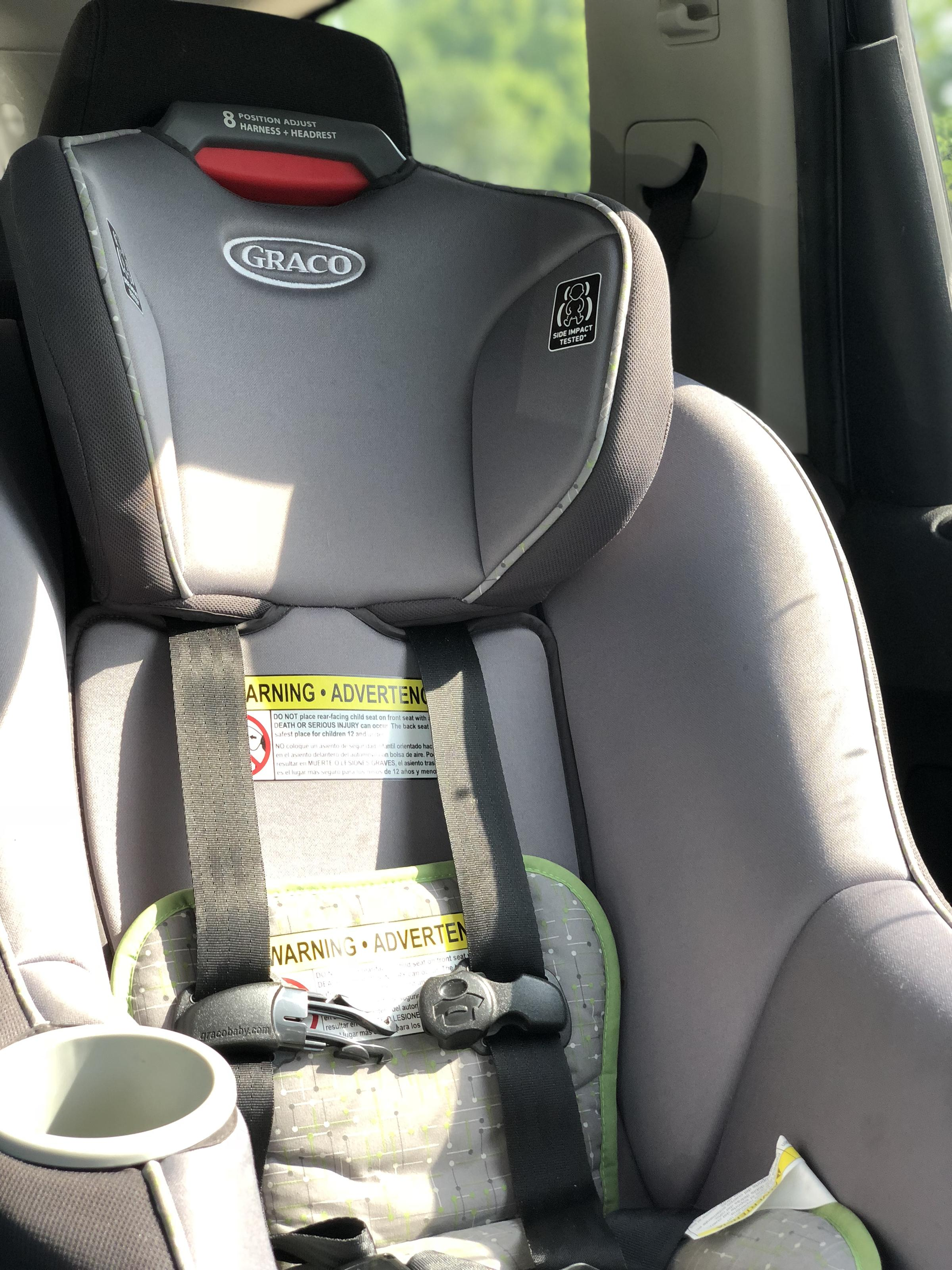 Governor Bruce Rauner Signed New Law Requiring Children Under The Age Of Two To Reamin In A Rear Facing Car Seat