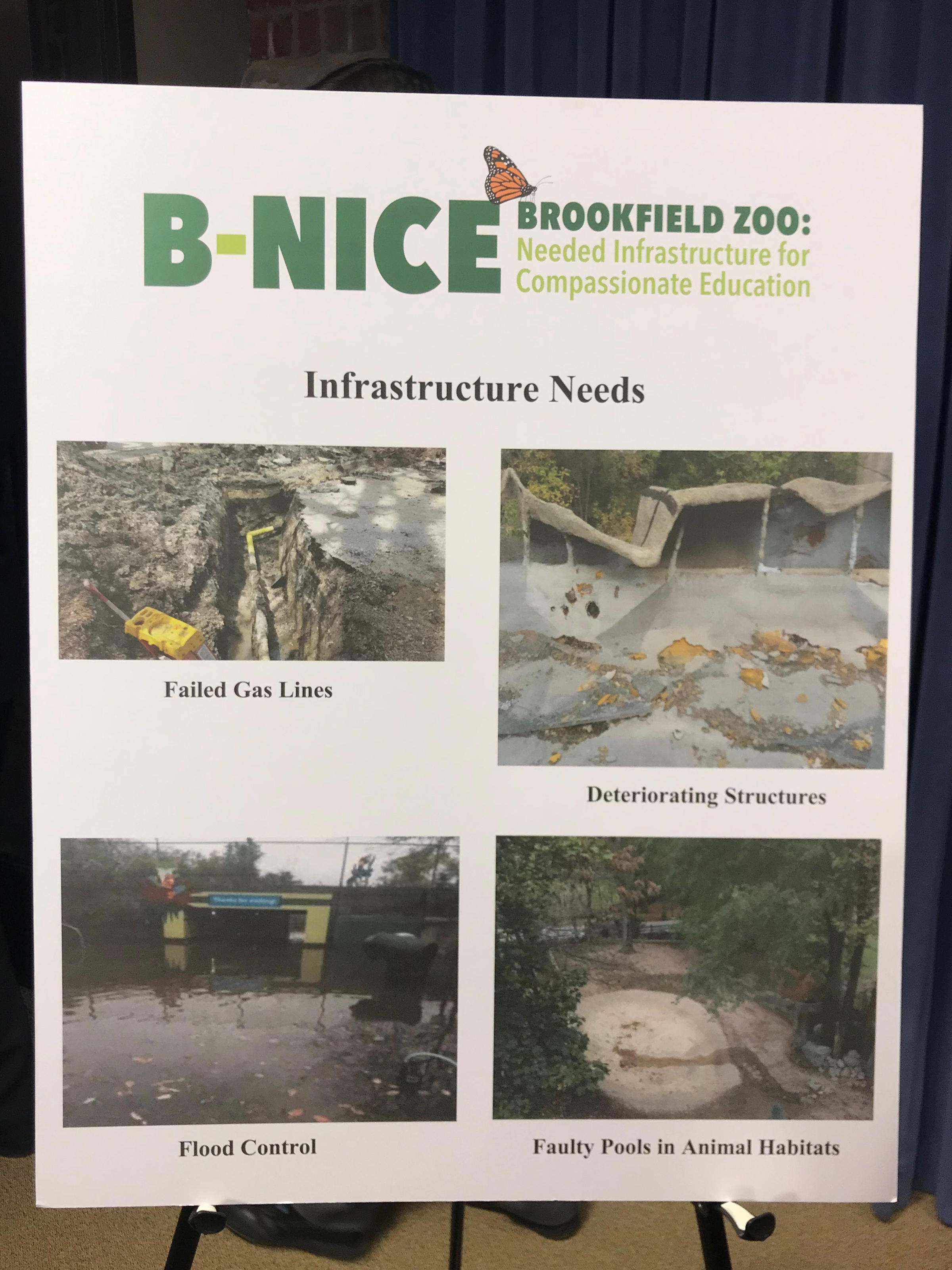 Most Design Ideas Brookfield Zoo Entrance Sign Pictures, And