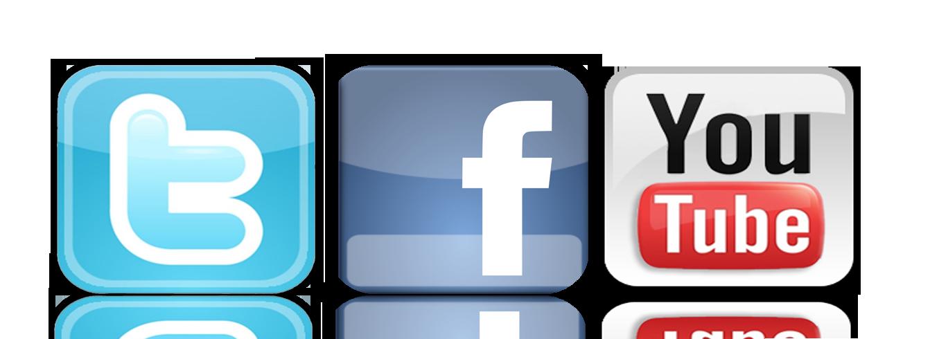 facebook twitter youtube logo wwwpixsharkcom images